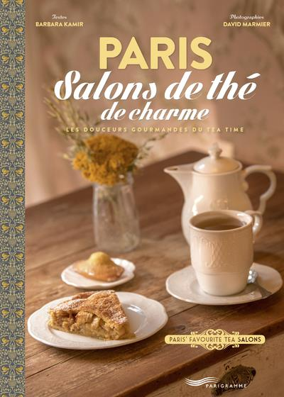 PARIS  -  SALONS DE THE DE CHARME